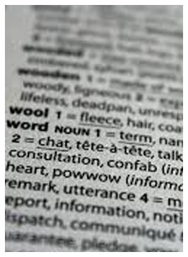 COMPEMENTARY DICTIONARY
