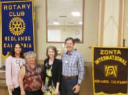 a special rotary thank you