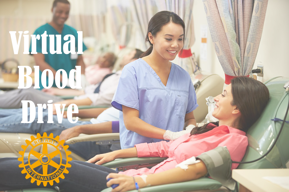 Virtual Blood Drive